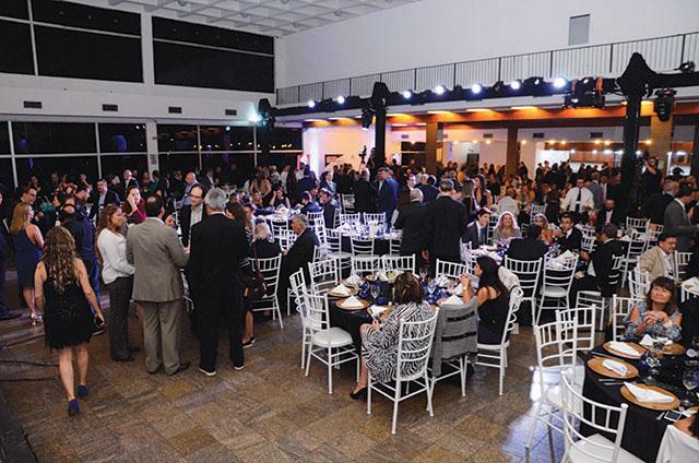 Mais de 500 convidados prestigiaram o evento
