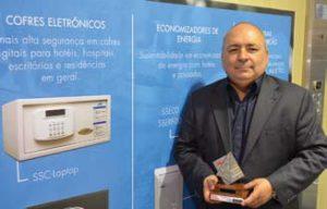 Jessé Resende é Diretor geral da Saga Systems Brasil