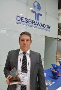 Marcelo Pompeo, Diretor geral da Desbravador