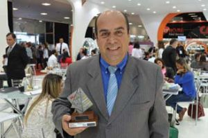 Maurício Garcia, Gerente de vendas da Harus Soluções em Hospitalidade