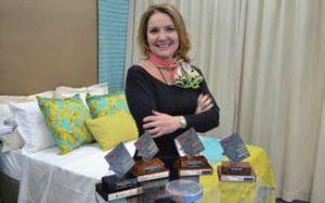 Vanessa Andrade é Diretora comercial da VAG Confecções, Colchas e Cortinas