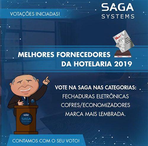 Fornecedores intensificam campanha para conquistar Troféu Fornecedor da Hotelaria 2019