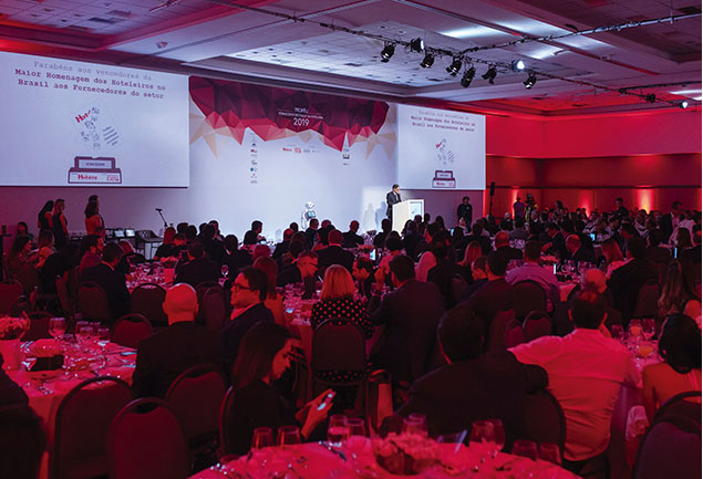 Video institucional da festa de entrega do troféu aos Melhores Fornecedores da Hotelaria de 2019
